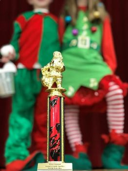 North Pole Bee- Elementary Winter/Holiday Show