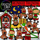 North Pole Christmas Bundle {Creative Clips Digital Clipart}