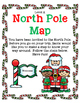 North Pole Color Map Level A