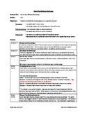 North Pole Delivery Challenge:  Lesson Plan & Activity Page