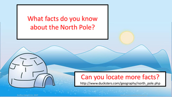 North Pole Delivery Challenge:  PowerPoint