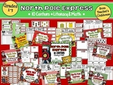 North Pole Express Centers Unit from Teacher's Clubhouse