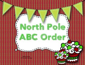 North Pole Fun { 6 Literacy Centers }