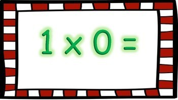 North Pole Math: Multiplication(Growing Bundle)