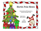 North Pole News Creative Writing