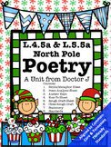 L4.5a L5.5a Holiday Poetry Similes and Metaphors Common Core TN Ready Aligned