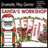 Santa's Workshop Dramatic Play