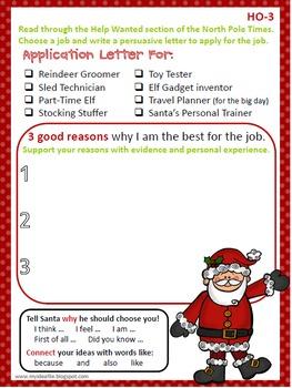 North Pole Times: Christmas Persuasive Writing Activities