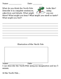North Pole Writing prompts