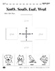 North, South, East, West: Cardinal Directions