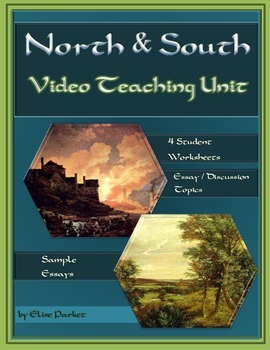North & South Industrial Revolution Movie Worksheets and Guide