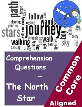 North Star Reading Comprehension Worksheets for Grades 3-5