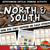 North and South Economic Interdependence Investigation Activity