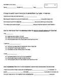 NorthStar 3 Unit 5 Quiz