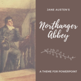 NORTHANGER ABBEY Theme for PowerPoint