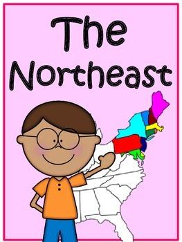 Northeast: A Social Studies Unit: Test Included
