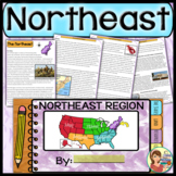 US Regions: Northeast Region