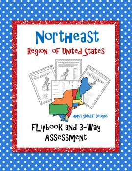 Northeast Region Flip 2 Learn Tool and Assessment