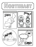 Northeast Region Interactive Notebook
