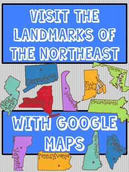 Northeast Region Landmarks Virtual Field Trip