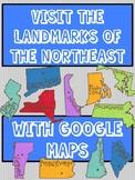 Northeast Region Landmarks Virtual Field Trip