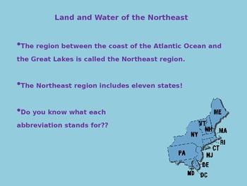 Northeast Region PowerPoint
