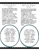 Northeast Region Reading Passages Printable