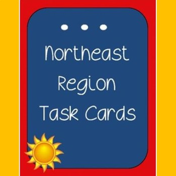 Northeast Region Task Cards
