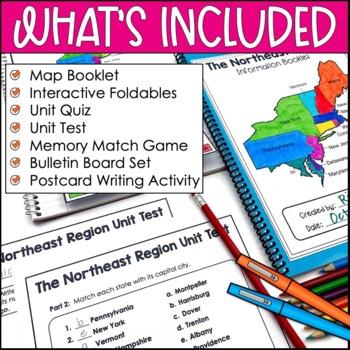 Regions of the United States - Northeast Region