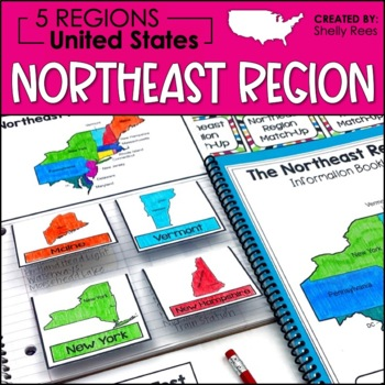 Regions of the United States - Northeast Region - US Regions