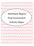 Northeast Region--atlas assessment activity sheets