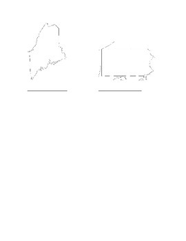 Northeast States, Capitals, and Abbreviations test by ...