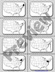 Northeast United States Flashcards, States, Capitals, Abbreviations {Option 3}