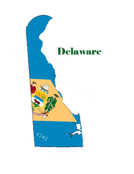 Northeast United States Flag Maps