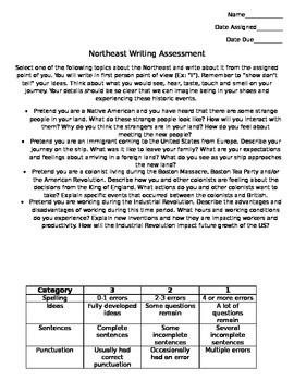 Northeast Writing