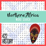 Northern Africa Word Search