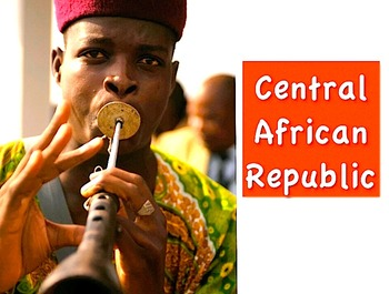 """Northern Central Africa Sing-Along Movie m4v from """"Geography Songs"""" Kathy Troxel"""