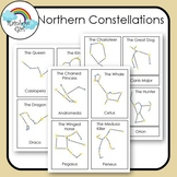 Northern Constellation Cards