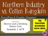 Slavery: Northern Industry vs. Cotton Kingdom