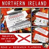 Northern Ireland Flapbook