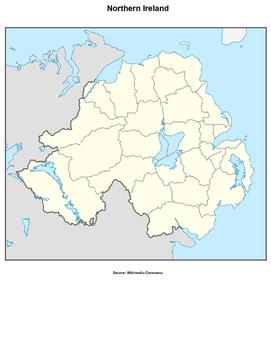 Northern Ireland Geography Quiz