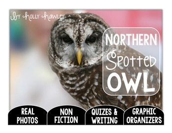 Northern Spotted Owl-A Research Project
