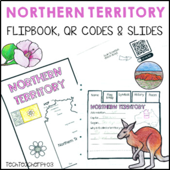 Northern Territory Interactive Notebook and Slides