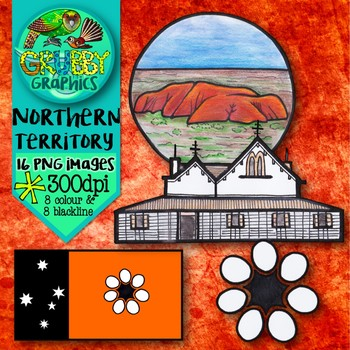 Northern Territory {Official symbols & landmarks of Australia}