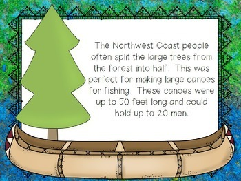 Northwest Coast Indians Teaching Resource