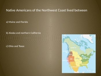 Northwest Coast Native American Trivia