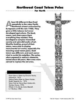 Northwest Coast Totem Poles
