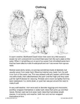 Northwest Indian Clothing