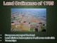 Northwest Ordinance 1787 & Shay's Rebellion PowerPoint Presentation (Government)