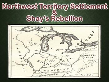 Northwest Ordinance 1787 & Shay's Rebellion PowerPoint Pre